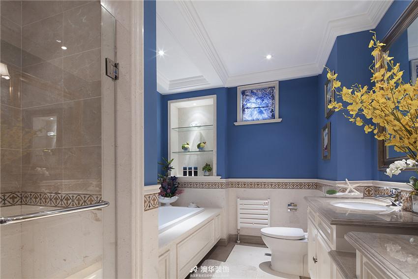 卫生间图片来自澳华装饰有限公司在金地圣爱米伦·时尚简欧 精致生活的分享