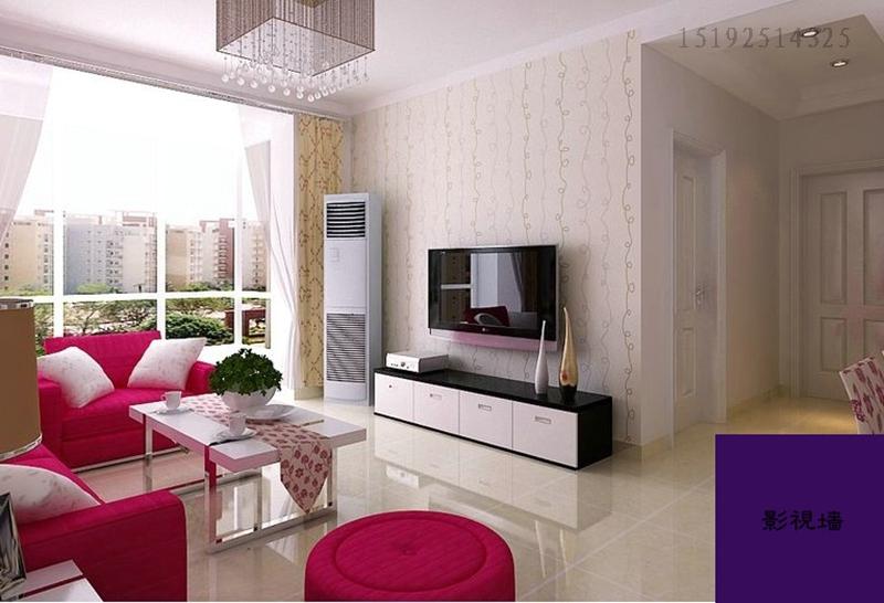 三居 实创 简约 客厅图片来自快乐彩在保利叶公馆117平现代简约婚房的分享