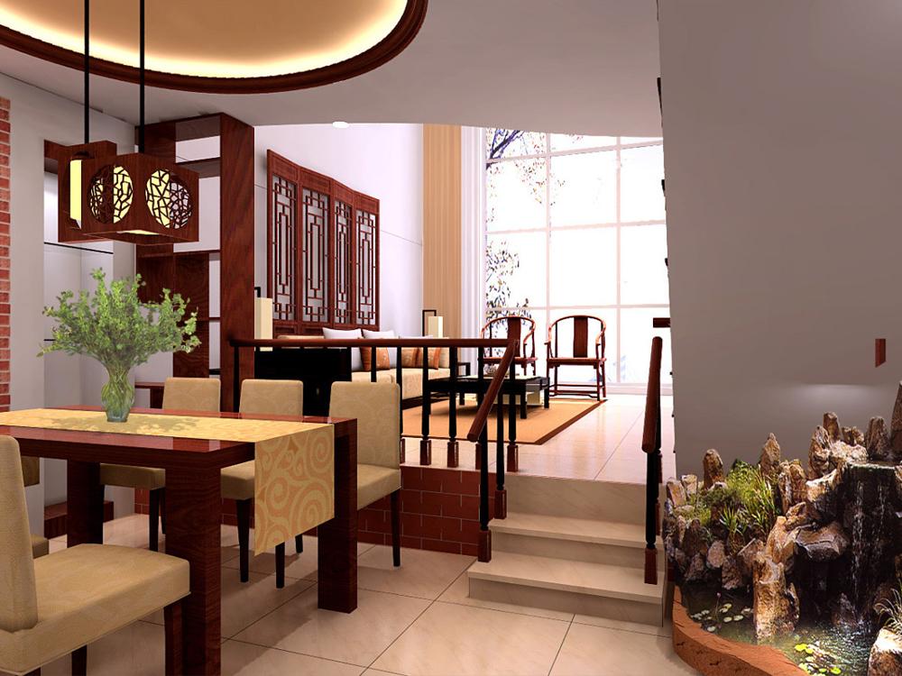 古典中式 古色古香 高贵典雅 沉稳 餐厅图片来自tjsczs88在浓郁的中式古典风格的家居的分享