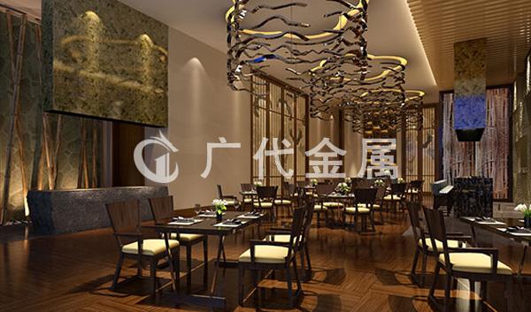简约 欧式 田园图片来自广代金属在浙江酒店工程案例的分享