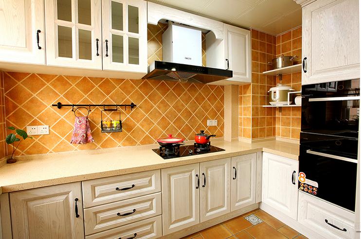 三居 厨房图片来自西安紫苹果装饰工程有限公司在西沣公元1的分享