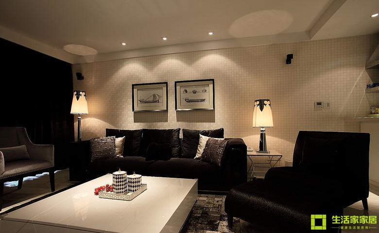 简约 三居 白领 收纳 80后 小资 后现代风格 生活家家居 客厅图片来自天津生活家健康整体家装在雅仕兰庭  后现代的分享