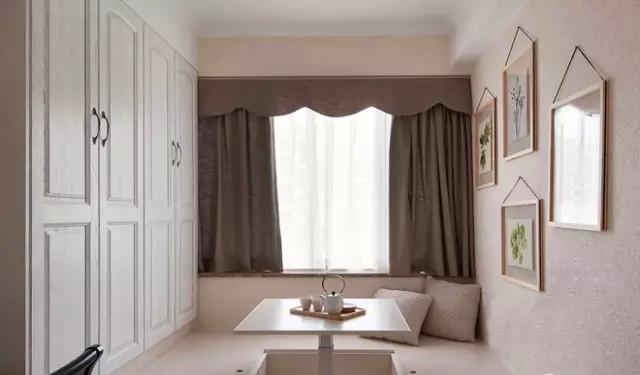K2 玉兰湾 美式 装修 设计 三居 卧室图片来自高度国际装饰宋增会在玉兰湾134㎡灵动美式 风格的分享