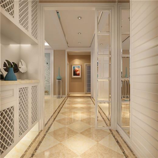 三居 简约 西安公司 日升装饰 西安装修 玄关图片来自日升装饰公司在逸翠园140平米现代的分享