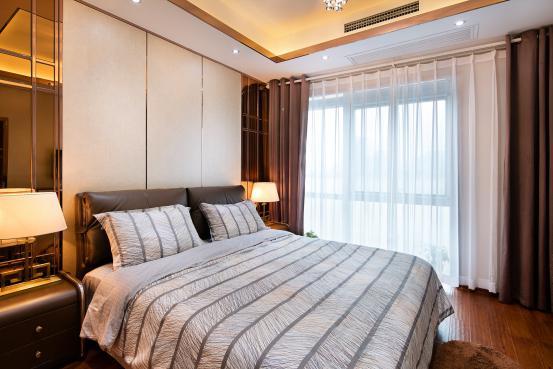 简约 卧室图片来自金煌装饰有限公司在北辰定江洋现代简约风格的分享