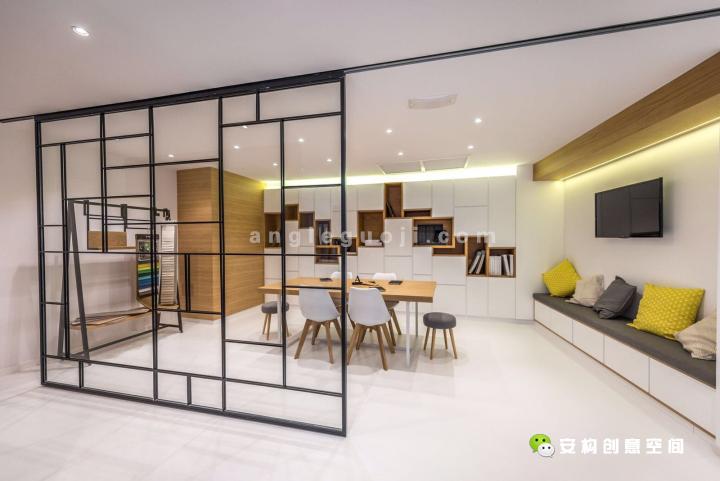 简约 别墅 客厅 卧室 厨房 餐厅图片来自张子浩Eric在Talasur软装样板间的分享