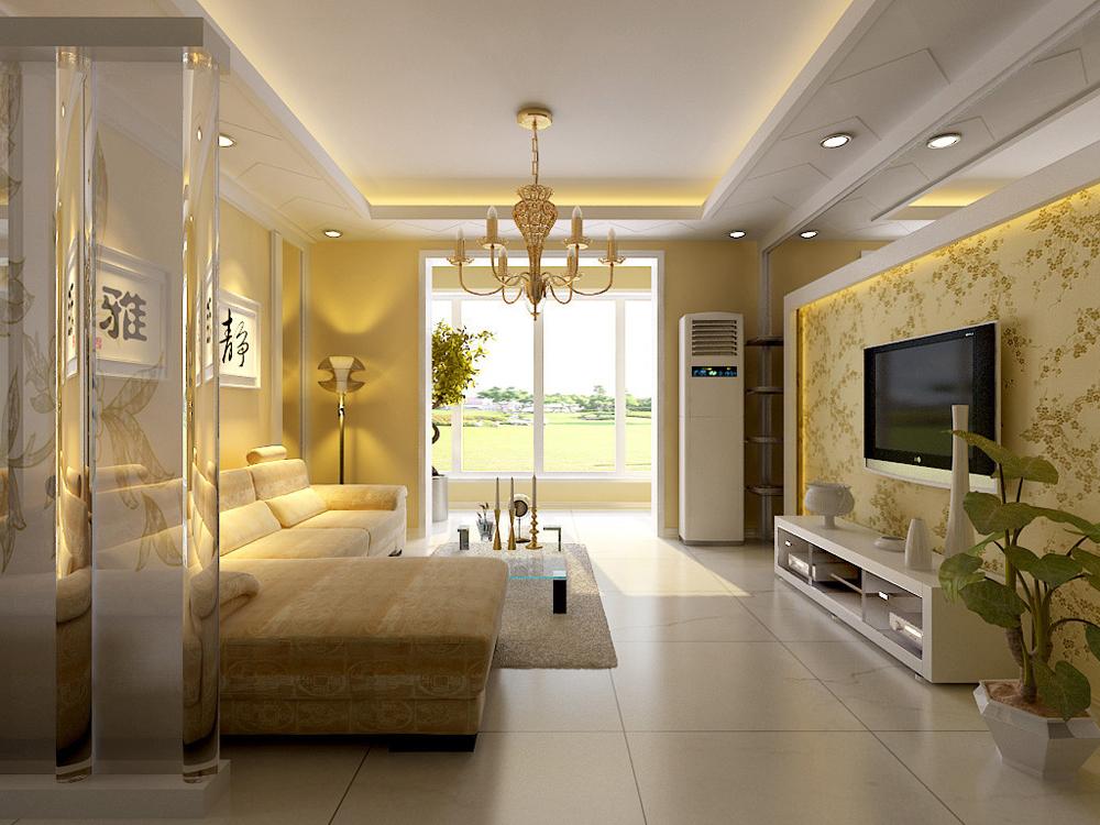 二居 简约 时尚 客厅图片来自tjsczs88在时尚简约.舒适和谐的分享