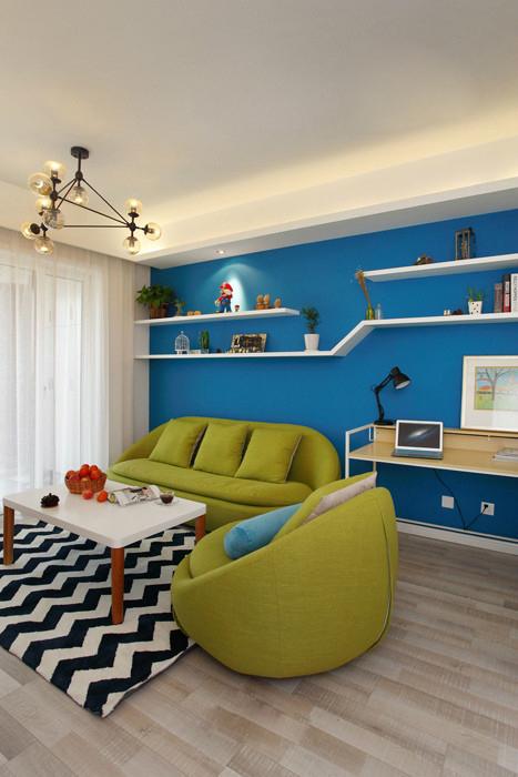 日式 客厅图片来自安豪装饰在居家温馨日式风的分享
