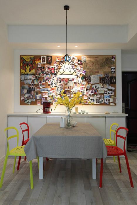 日式 餐厅图片来自安豪装饰在居家温馨日式风的分享