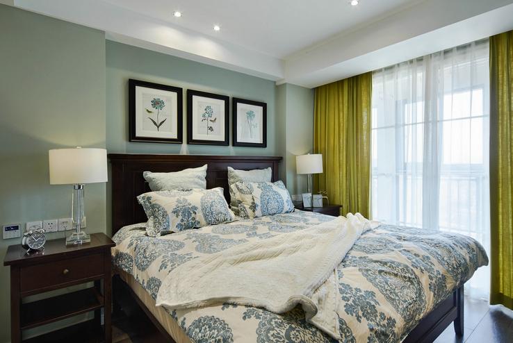 简约 卧室图片来自西安紫苹果装饰工程有限公司在浐灞湾流的分享