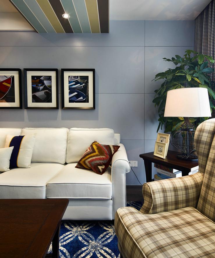 简约 客厅图片来自西安紫苹果装饰工程有限公司在浐灞湾流的分享