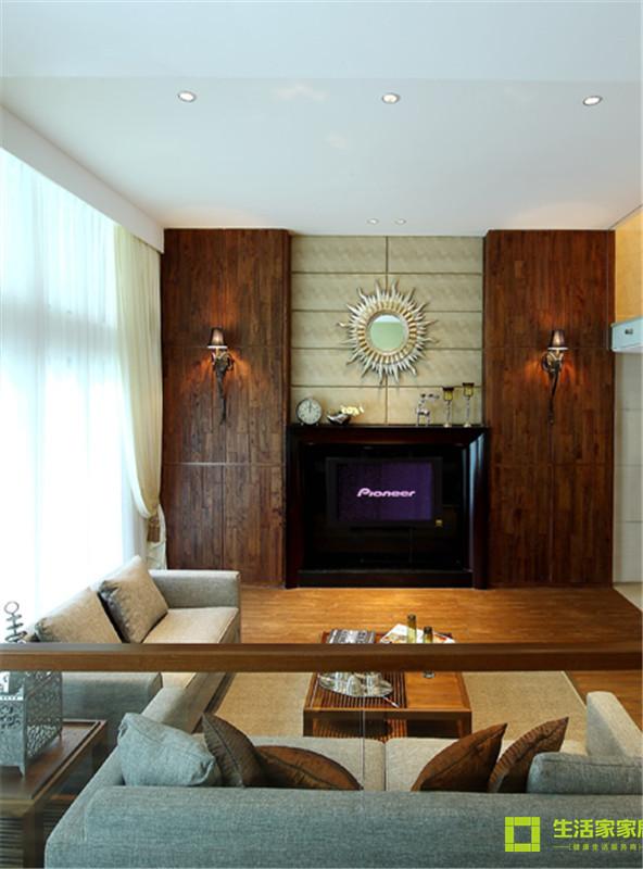 简约 二居 白领 收纳 80后 小资 现代简约 生活家家居 客厅图片来自天津生活家健康整体家装在金隅悦城 现代简约的分享
