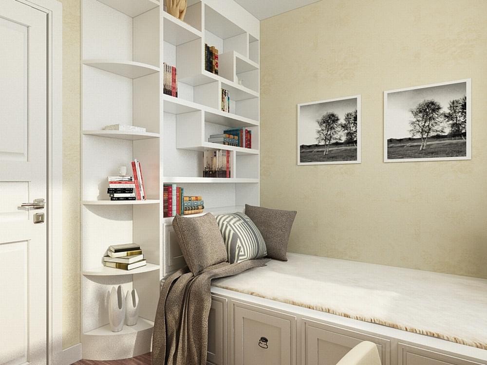 卧室图片来自阳光力天装饰在简约  天大北五村  91㎡的分享