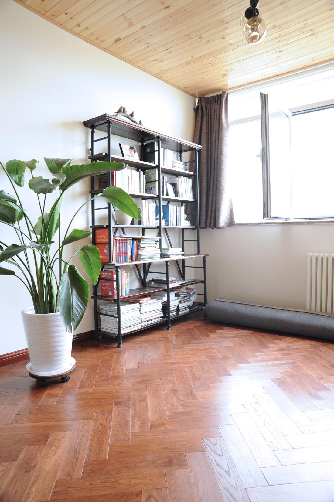三居 美式 书房图片来自徐春龙设计师在美丽传说的分享