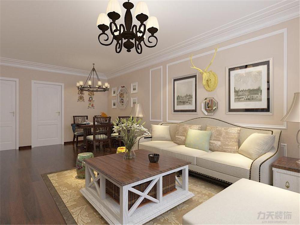 简约 二居 白领 80后 小资 收纳 客厅图片来自阳光放扉er在力天装饰-紫瑞园81㎡的分享