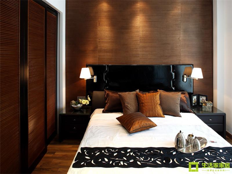 简约 二居 白领 收纳 80后 小资 现代简约 生活家家居 卧室图片来自天津生活家健康整体家装在金隅悦城 现代简约的分享