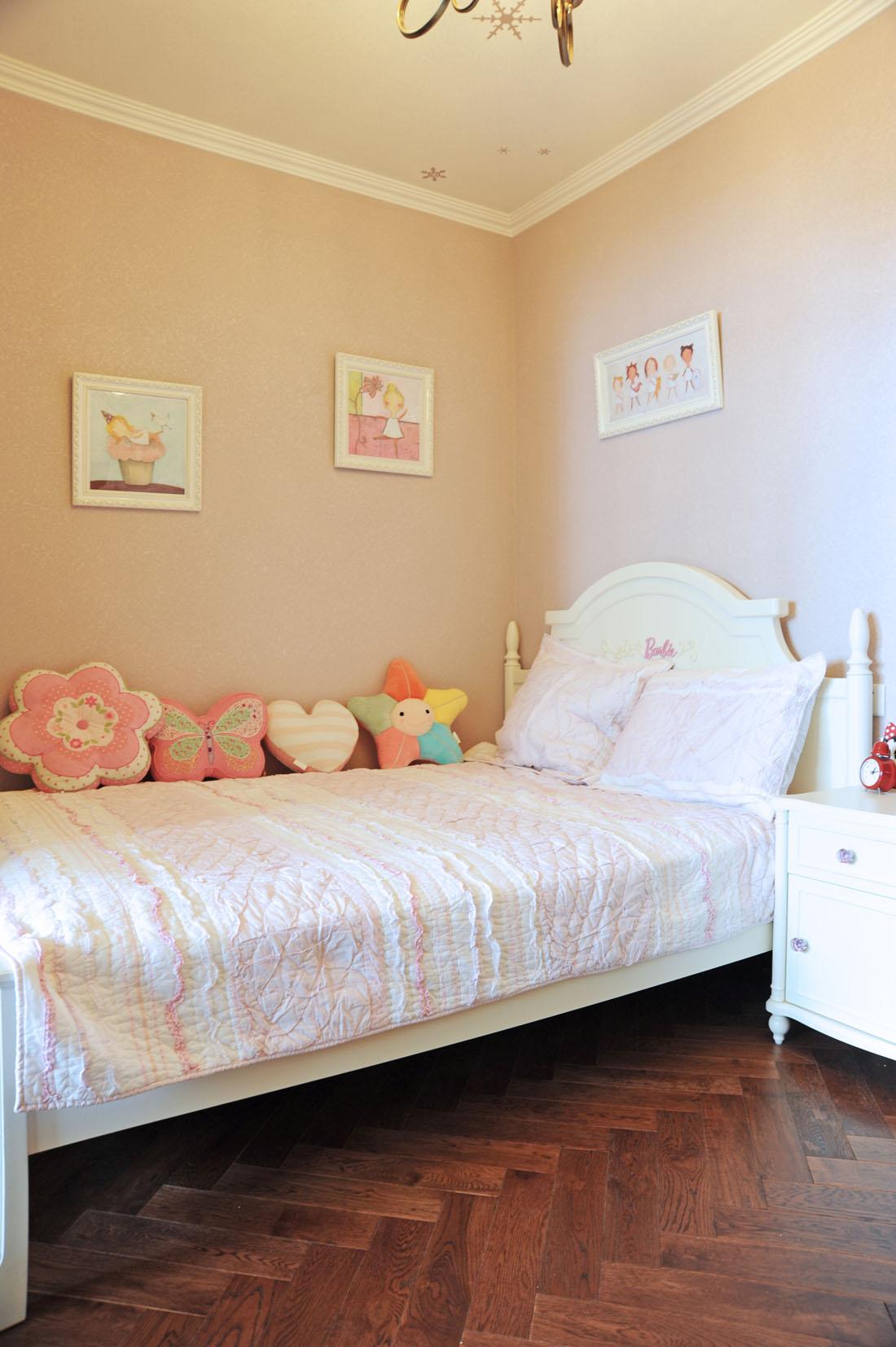 三居 美式 儿童房图片来自徐春龙设计师在美丽传说的分享