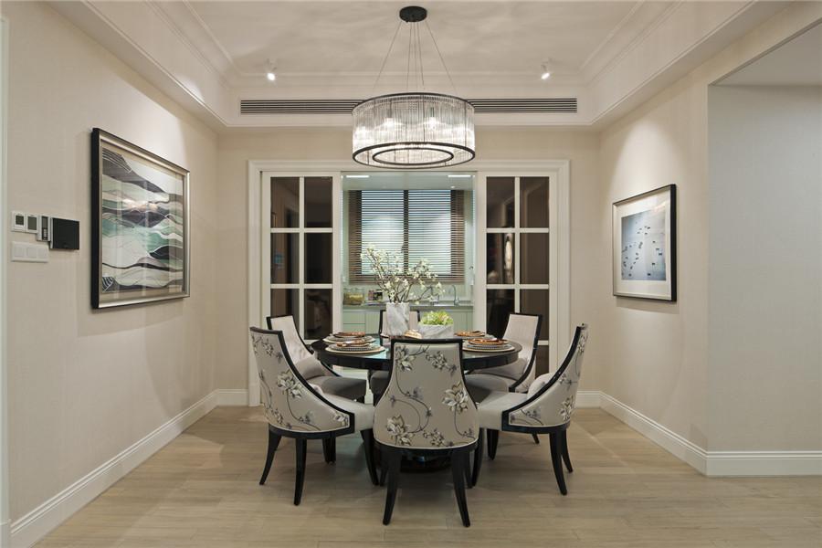 三居 白领 旧房改造 收纳 80后 小资 舒适 温馨 高富帅 餐厅图片来自fy1831303388在彩叠园新中式的分享