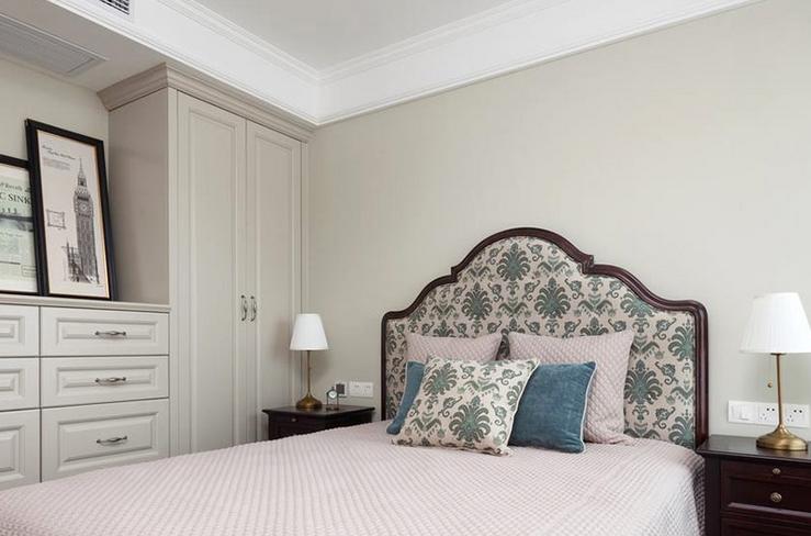 别墅 卧室图片来自西安紫苹果装饰工程有限公司在智慧美镇的分享