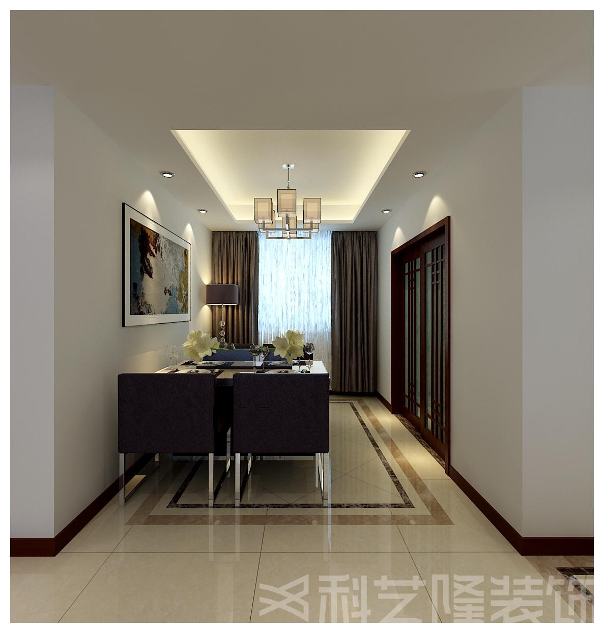 餐厅图片来自天津科艺隆装饰在融创中心的分享