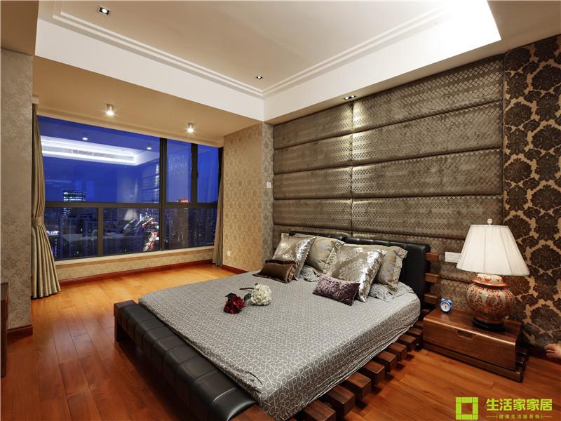 简约 白领 收纳 80后 小资 生活家家居 现代简约 卧室图片来自天津生活家健康整体家装在王府壹号 现代简约的分享