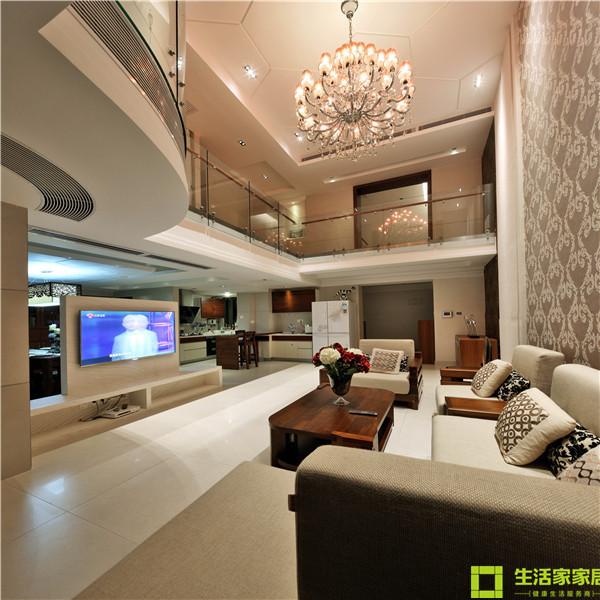 简约 白领 收纳 80后 小资 生活家家居 现代简约 客厅图片来自天津生活家健康整体家装在王府壹号 现代简约的分享