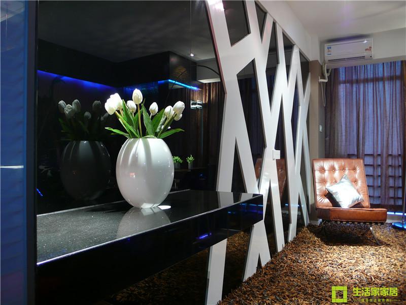 简约 收纳 80后 小资 现代简约 生活家家居 客厅图片来自天津生活家健康整体家装在南益名士华庭 39的分享