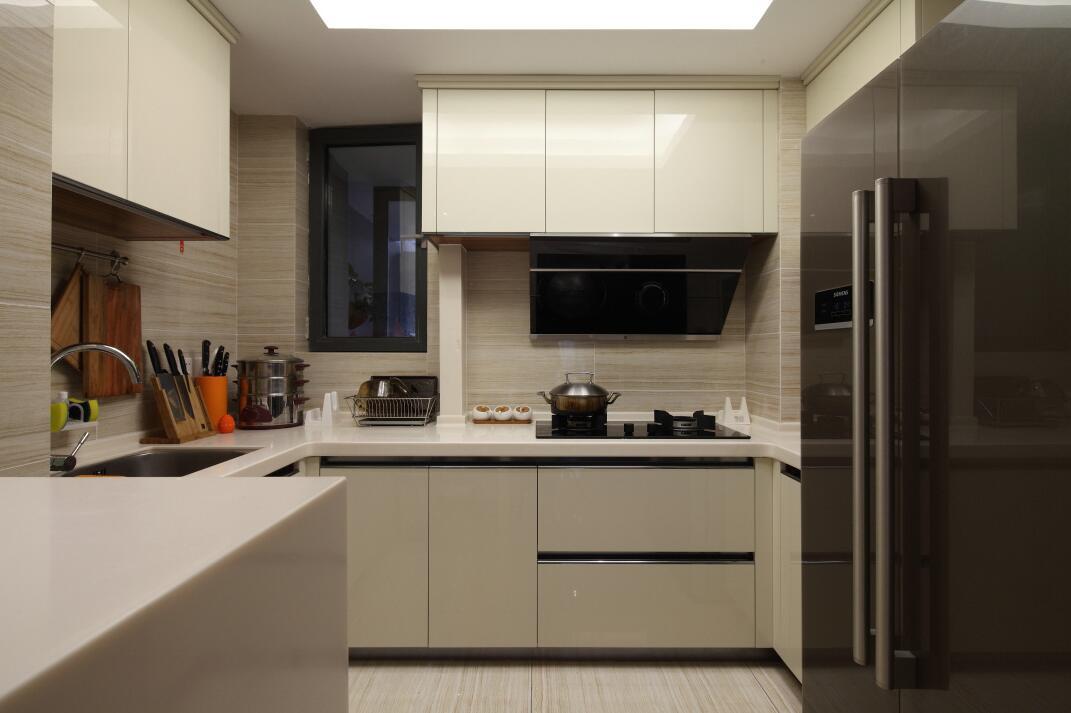 简约 田园 混搭 欧式 三居 别墅 收纳 二居 旧房改造 厨房图片来自紫禁尚品国际装饰高晓媛在简洁大气的后现代的分享