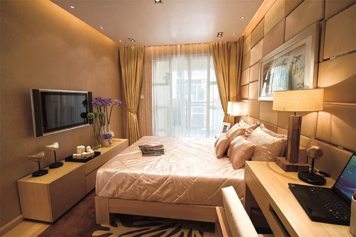 三居 小资 收纳 中式风格 生活家家居 卧室图片来自天津生活家健康整体家装在诺德中心 中式的分享