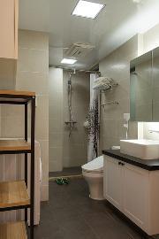 富源滨江两室两厅80平混搭风格