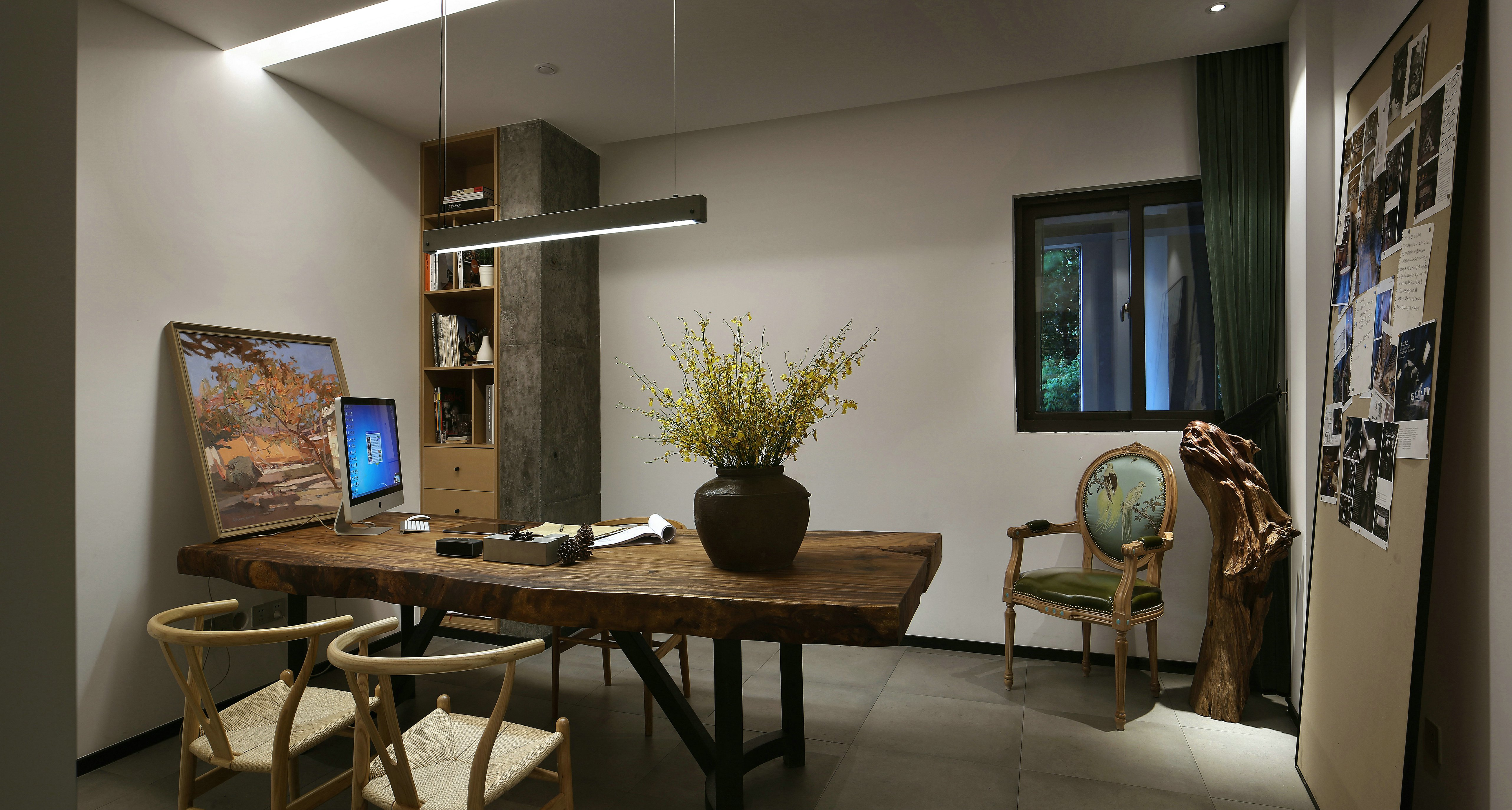 其他图片来自JingYiPrize人居空间设计大赛在吕樟良-破壳的分享