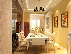 简约 欧式 三居 温馨 典雅 餐厅图片来自tjsczs88在温馨典雅的简约欧式风格的分享