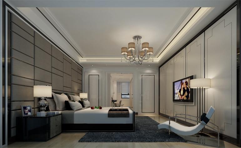 四居 现代 毛坯 居众装饰 卧室图片来自用户1252123063在现代风格尽显居家大气的分享
