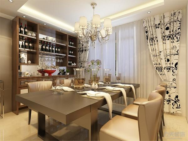 客餐厅整体墙面都是白色乳胶漆,显得赶紧大方,电视背景墙采用地砖铺的,给人大气的感觉,整体设计给人简单舒适,温馨自热的感觉。