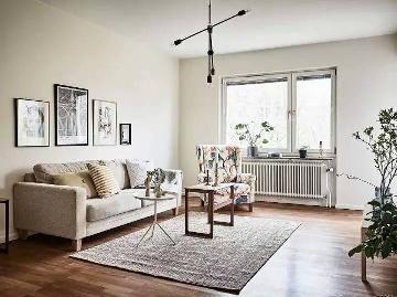 国际丽都城1室2厅58平北欧风格