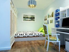 简约 欧式 二居 温馨 温色调 卧室图片来自tjsczs88在温色系温馨简欧风的分享