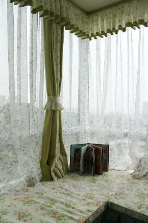 地中海 三室 温馨 风格 设计 家装 80后 卧室图片来自新思路装饰客服在融创伊顿豪庭的分享