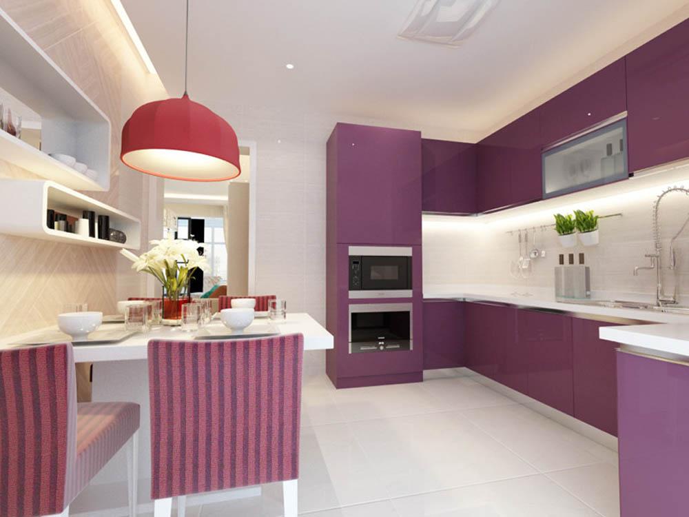 梵客家装 梵客家居 天津装修 装修排名 保利国际 厨房图片来自天津梵客家装实景体验馆在保利国际120平|简约风格三居室的分享
