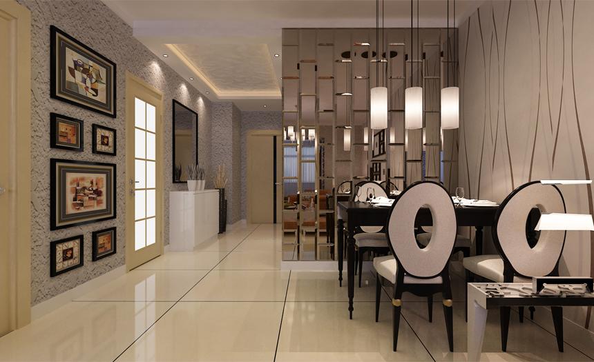 梵客家装 装修设计 两居设计 天津装修 新房装修 餐厅图片来自天津梵客家装实景体验馆在88平两居室|和苑小区简约设计的分享