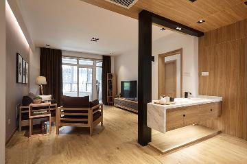 日式原木.嘉尚国际公寓