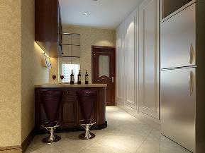 二居 欧式 简欧 温馨 大气 厨房图片来自tjsczs88在温馨高雅舒适的简欧2居室的分享