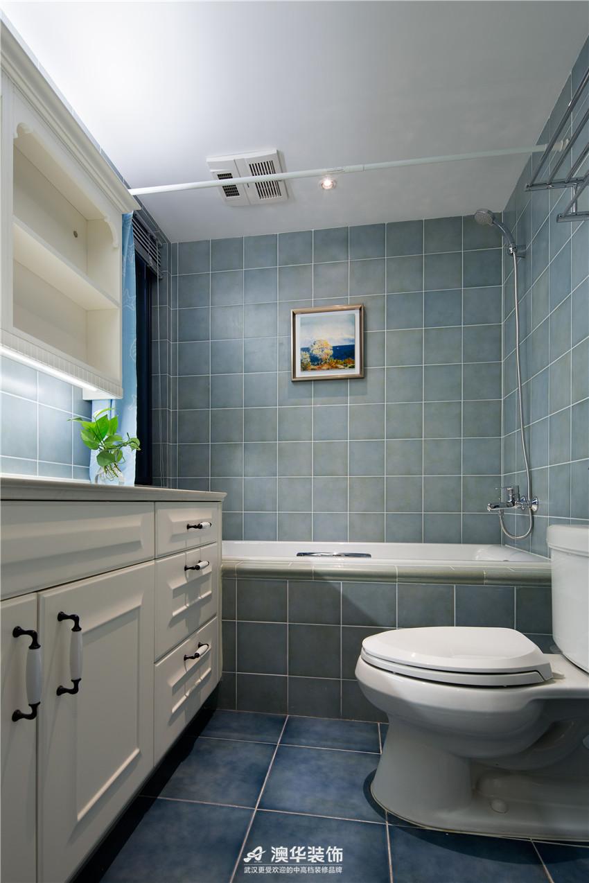 卫生间图片来自澳华装饰有限公司在佳兆业金域天下 · 捕捉田园之美的分享