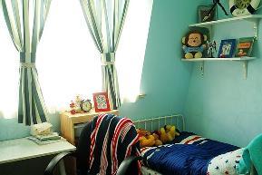 简约 二居 田园 美式 白领 80后 小资 儿童房图片来自成都V2装饰在70平米小清新装修的分享