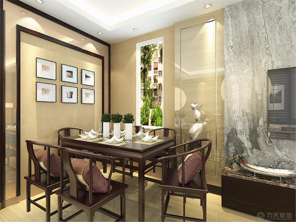 本方案采用的是新中式的风格元素来装饰的,新中式风格作为一种新兴的装饰风格越来越受到现代人的追捧。本方案中运用了传统家具,装饰品及黑红的装饰色彩。
