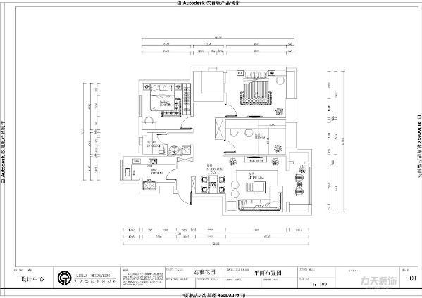 本案户型是荔雅花园三室两厅一厨一卫138㎡,下面是本案的一个简单的介绍:户型南北通透,布局紧凑,动静分明。