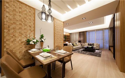 二居 混搭 80后 小资 餐厅图片来自武汉全有装饰在星海虹城138平混搭风-11万打造的分享