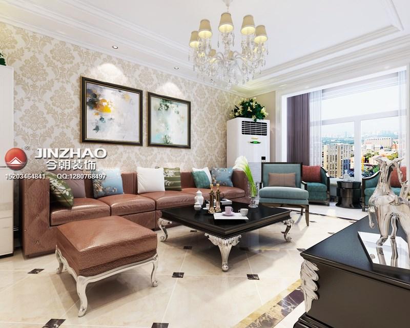 三居 客厅图片来自152xxxx4841在云水世纪明珠120平欧式的分享