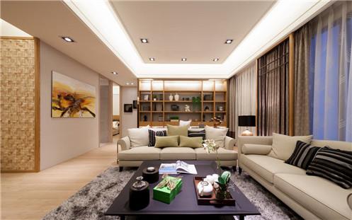 二居 混搭 80后 小资 客厅图片来自武汉全有装饰在星海虹城138平混搭风-11万打造的分享
