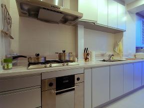 简约欧式 二居 温馨 浪漫 厨房图片来自tjsczs88在温馨浪漫,甜蜜简欧的分享