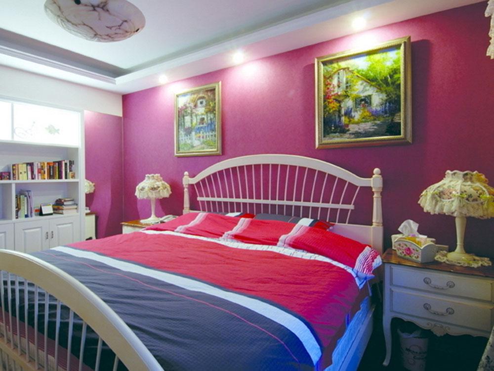 简约欧式 二居 温馨 浪漫 卧室图片来自tjsczs88在温馨浪漫,甜蜜简欧的分享